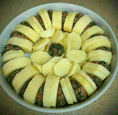 طرز تهیه تاس کباب,پخت تاس کباب