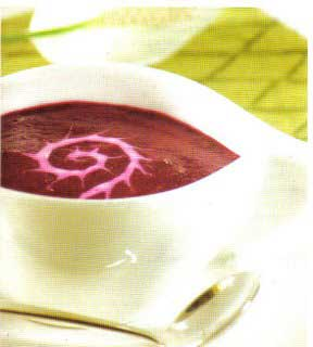 سوپ چغندر