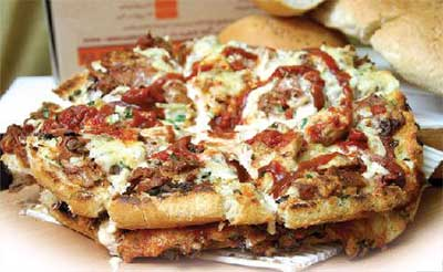 پیتزا دو ذوقی