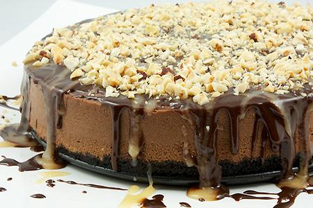 چیز کیک شکلاتی,طرز تهیه چیز کیک شکلاتی