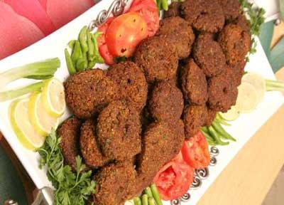 کتلت عربی,طرز تهیه کتلت عربی