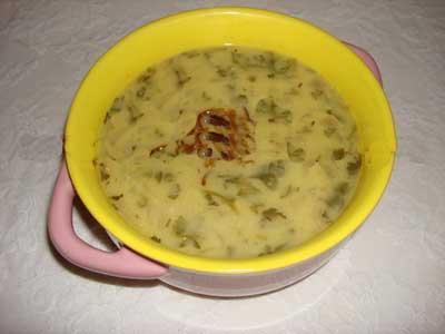 سوپ,پخت انواع سوپ