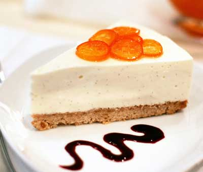 کیک پنیری ساده,طرز تهیه کیک پنیری ساده