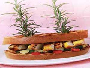 ساندویچ ساز, ساندویچ مرغ