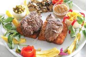 پخت تورندو , انواع غذا با قارچ