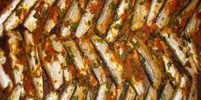 پخت ماهی كیلكای, طبخ ماهی كیلكای, آشپزی