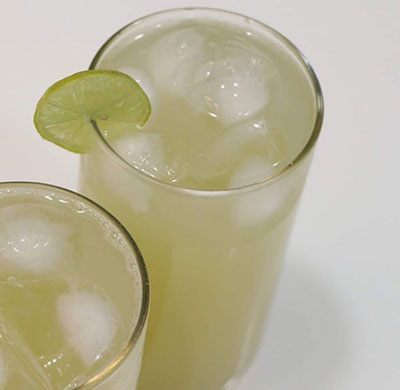 طرز لیموناد نعنایی