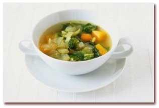 طرز تهیه سوپ سیب زمینی به روش چینی انواع سوپ