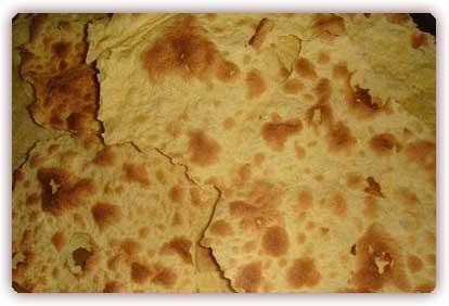 طرز تهیه خمیرمایه سنتی
