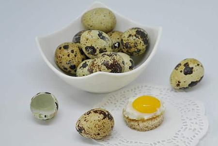 فواید تخم بلدرچین ,ارزش غذایی تخم بلدرچین