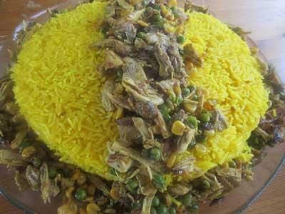 Image result for طرز تهیه انواع برنج (2)