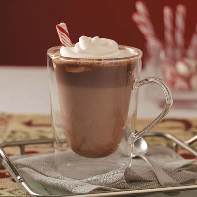 تهیه شکلات داغ,درست کردن شکلات داغ