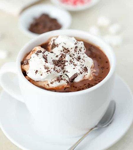 هات چاکلت چیست ؟ + طرز تهیه هات چاکلت