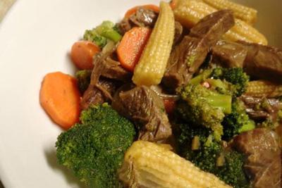 پخت خوراک گوشت,طرز پخت خوراک گوشت