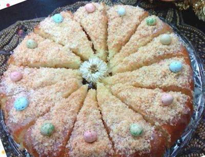 طرز پخت کیک شنی,مواد لازم برای کیک شنی