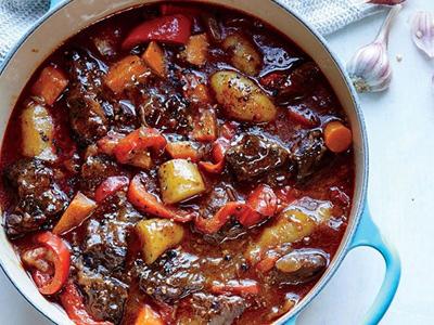 پخت خوراک مجارستانی, درست کردن خوراک مجارستانی