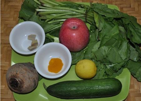 آب میوه و سبزیجات,درست کردن آب میوه و سبزیجات