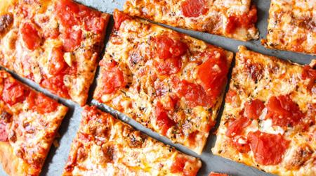 کاربرد انواع نان و خمير پيتزا,معرفي انواع پيتزا