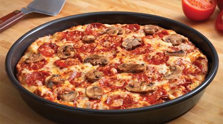آشنايي با انواع نان پيتزا,شناخت نان هاي پيتزا