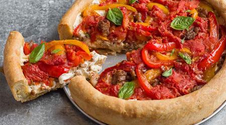آشنایی با انواع پیتزا و نان های مخصوص آن, شناخت انواع پیتزا و نان پیتزا