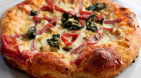 انواع پيتزا و نان پيتزا,کاربرد انواع نان و خمير پيتزا