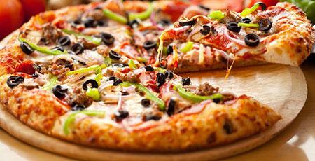 طرز تهیه پیتزا مخلوط, طرز تهیه ی انواع پیتزا