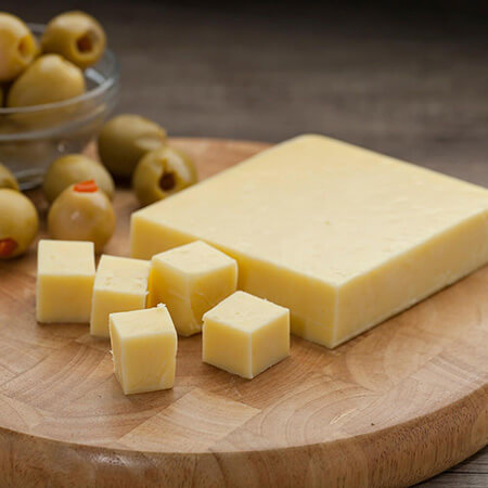 مراحل تهیه ی پنیر مونتری جک, طرز درست کردن پنیر مونتری جک