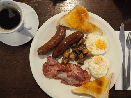 صبحانه با تخم مرغ در کشورهای مختلف, صبحانه های تخم مرغی کشورهای مختلف
