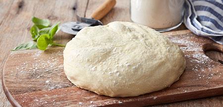 طرز تهیه خمیر پیتزا با شیر,خمیر پیتزا با شیر