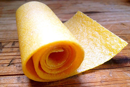 لواشک موز,طرز تهیه لواشک موز