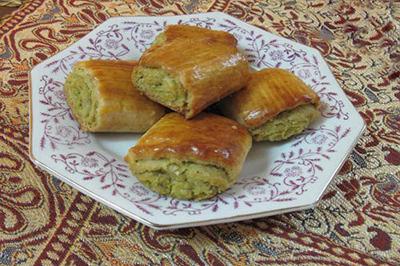 درست کردن شیرینی نازک, مواد لازم برای شیرینی نازک