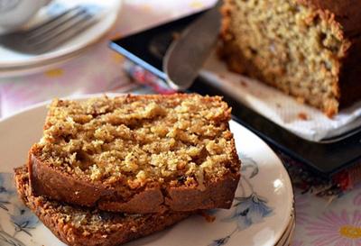 طرز تهیه کیک گردویی,درست کردن کیک گردویی