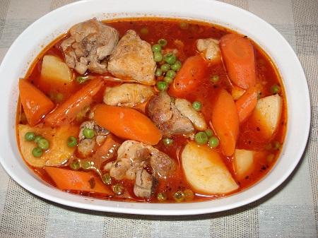 خوراک راگو رژیمی , خوراک راگو مجلسی , خوراک راگو