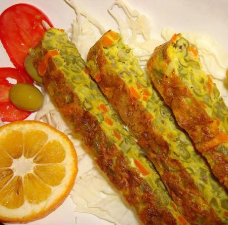 طرز تهیه کوکو لوبیا سبز به روش های مختلف