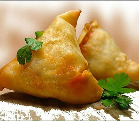 روش درست کردن سمبوسه سیب زمینی هندی, طرز تهیه سمبوسه هندی اصل, طرز تهیه سمبوسه هندی با گوشت