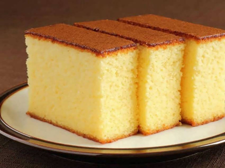 کیک اسفنجی,طرز تهیه کیک ساده