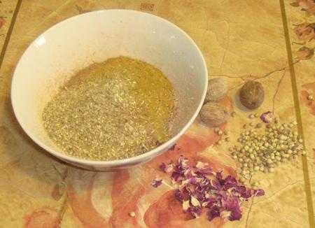 آموزش آشپزی, طرز تهیه ته چین ماهیچه