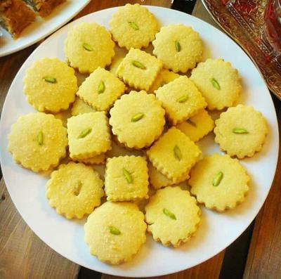 درست کردن شیرینی شکری,نحوه درست کردن شیرینی شکری