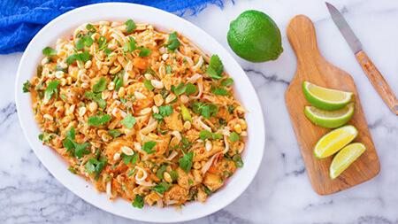 طرز تهیه غذاهای تایلندی, درست کردن غذاهای تایلندی