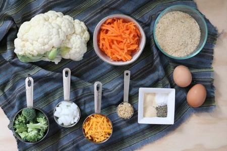 ناگت سبزیجات,پخت ناگت سبزیجات