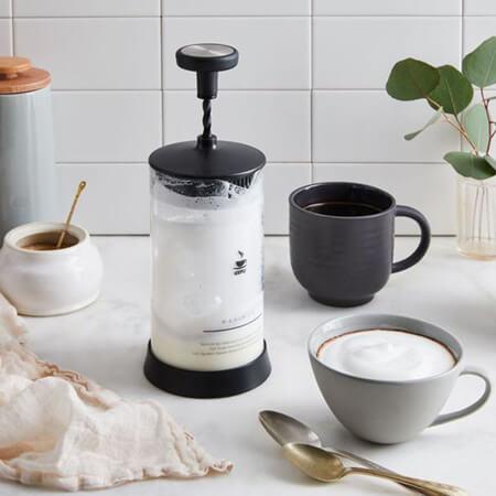 طرز استفاده از فرنچ پرس, طرز دم کردن قهوه فرنچ پرس