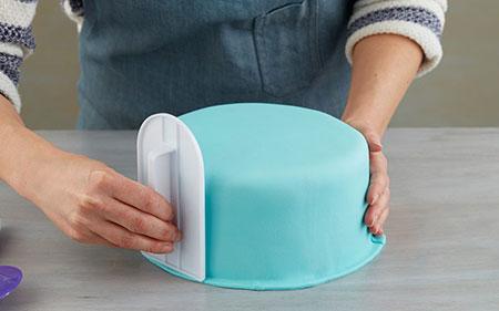 روش استفاده از خمیر فوندانت, مهارت های استفاده از خمیر فوندانت