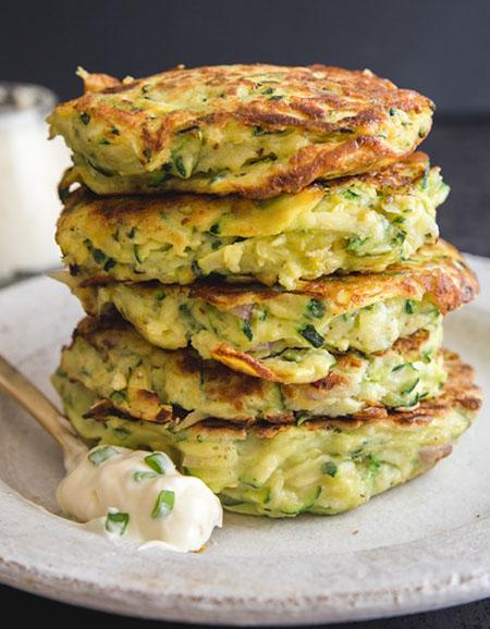 غذا با کدو, انواع غذا با کدو, انواع غذا با کدو سبز