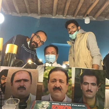 علی صالحی بازیگر نون خ, بیوگرافی علی صالحی, تصاویر علی صالحی