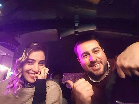 عکس های جدید آناهیتا افشار,بیوگرافی آناهیتا افشار,آناهیتا افشار و محسن کیانی