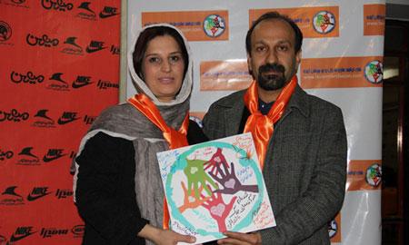 اصغر فرهادی,عکس اصغر فرهادی,همسر اصغر فرهادی