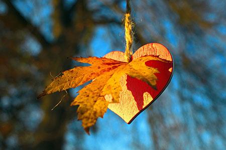 متن ادبی در مورد فصل پاییز, جملات عاشقانه فصل پاییز