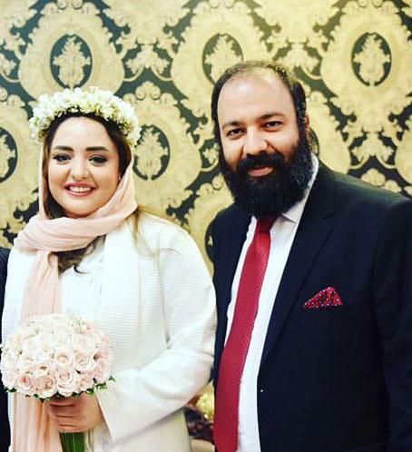 علی اوجی,بیوگرافی علی اوجی,عکس علی اوجی و همسرش