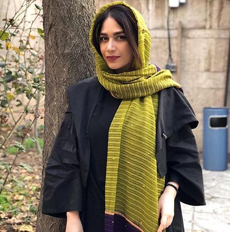 آسیه اسدزاده و علی انصاریان, آسیه اسدزاده بازیگر, آسیه اسدزاده و همسرش