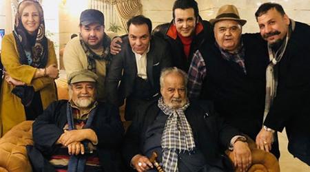 آثار ناصر ملک مطیعی, عکسهای ناصر ملک مطیعی